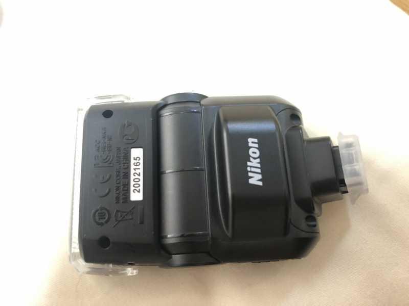 Nikon SB-N7 スピードライト (ミラーレス一眼カメラ専用のフラッシュ)の外観