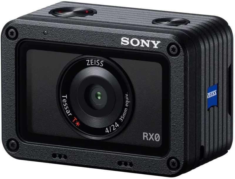 SONY Cyber-shot DSC-RX0デジタルスチルカメラのスペック