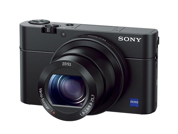SONY Cyber-shot DSC-RX100 IIIデジタルカメラのスペック width=