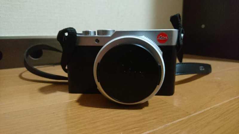 ライカ D-LUX7デジタルカメラの正面