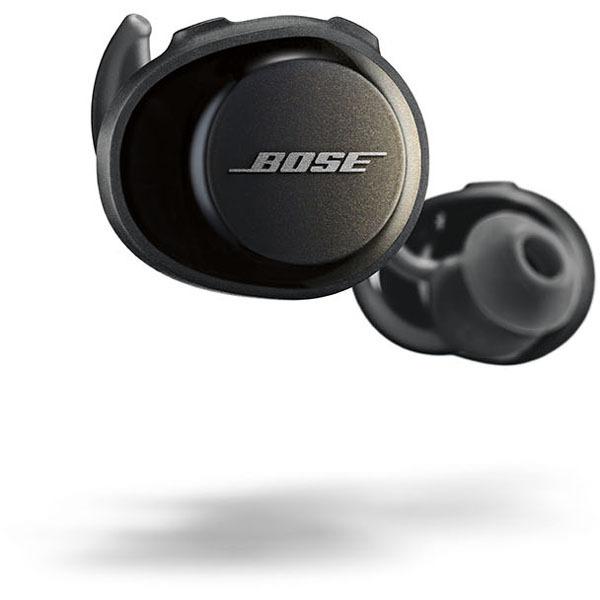 Bose Sport Earbudsワイヤレスイヤホンのスペック