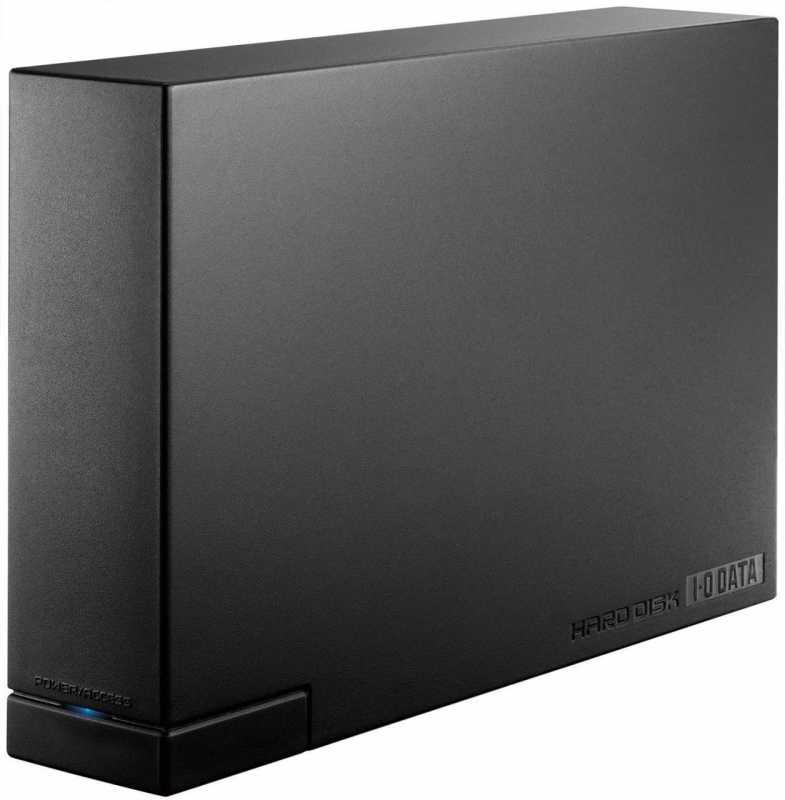 外付けハードディスク:I-O DATA HDC-LA3.0