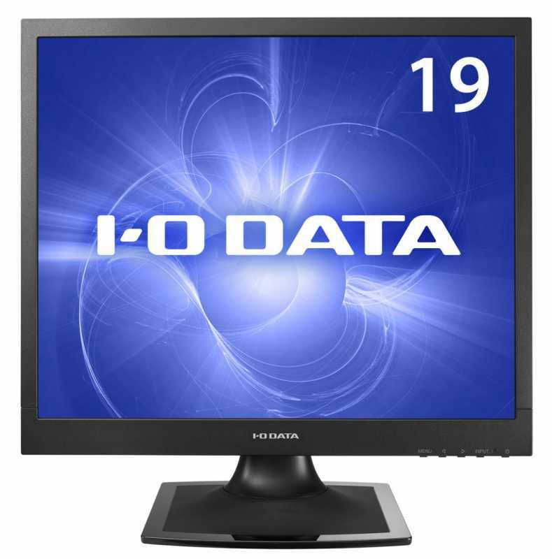 サイドPCモニター:I-O DATA LCD-AD191SE(19インチ)