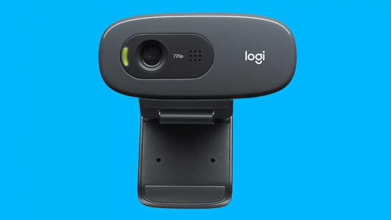 WEBカメラ:Logicool C270N