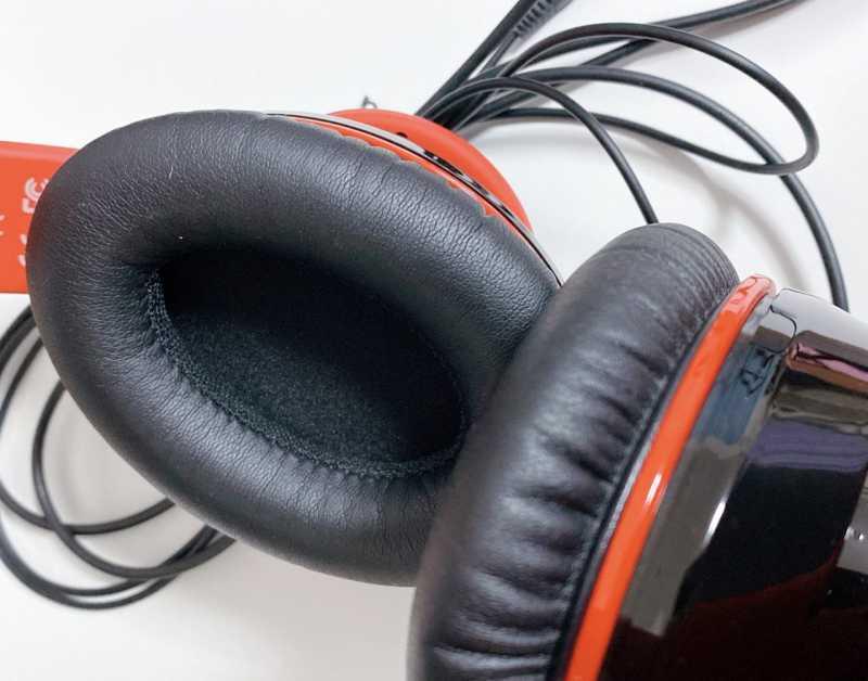 Mpow MPBH059ABワイヤレスヘッドホンのイヤーパッド