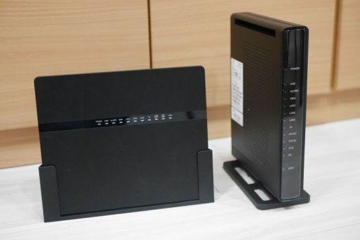 WiFiルーター:ZXHN F660A