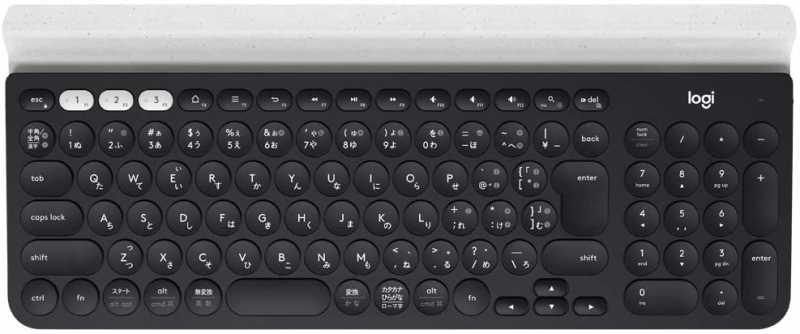 キーボード:ロジクール K780