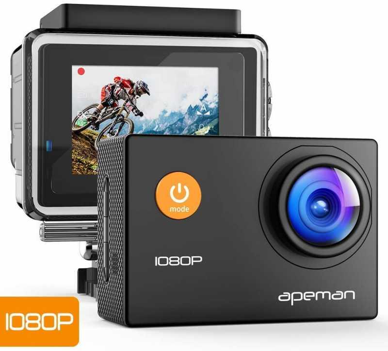 APEMAN A66(Full HD)アクションカメラのスペック