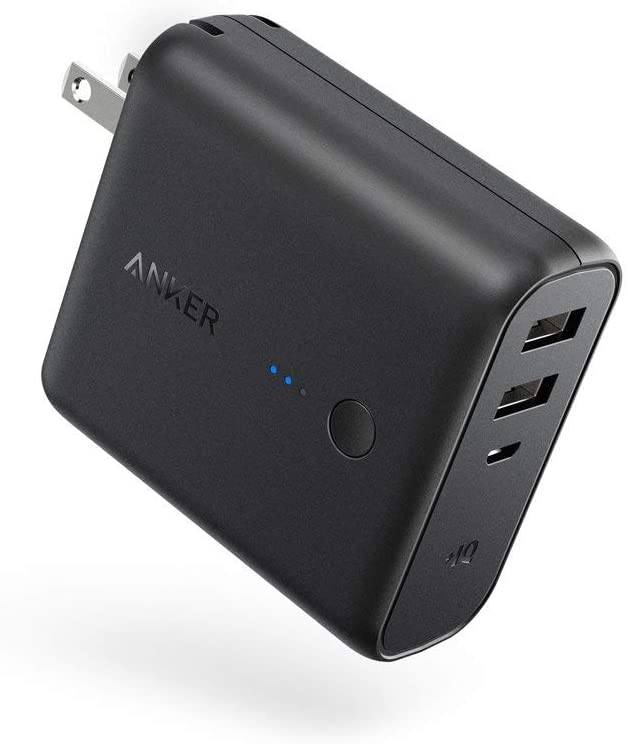Anker PowerCore Fusion 5000モバイルバッテリーのスペック