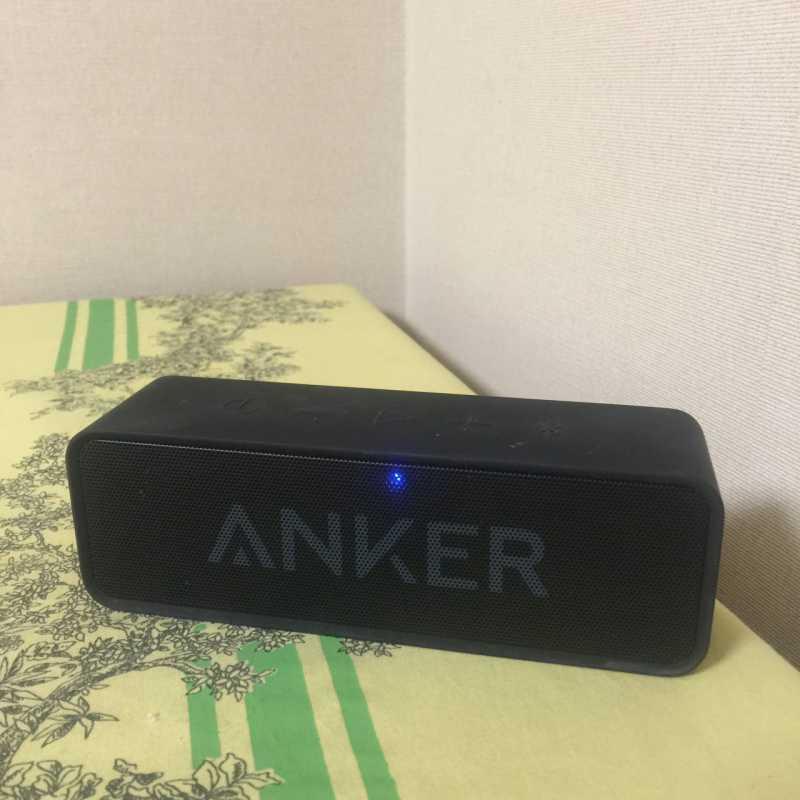 Anker Soundcoreポータブルスピーカーのデザイン
