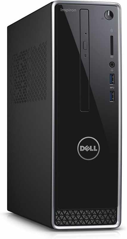 パソコン:DELL Inspiron Desktop 3268(New Inspiron スモールデスクトップ 第7世代 Core i5-7400 1TB)