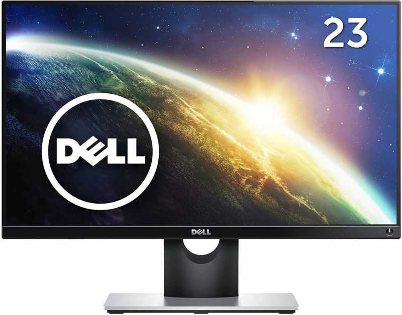 PCモニター:DELL S2316H