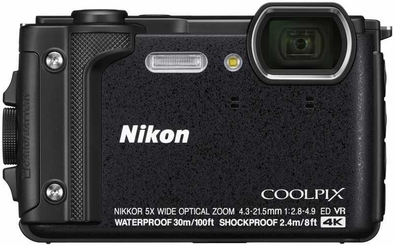 Nikon COOLPIX W300デジタルカメラのスペック