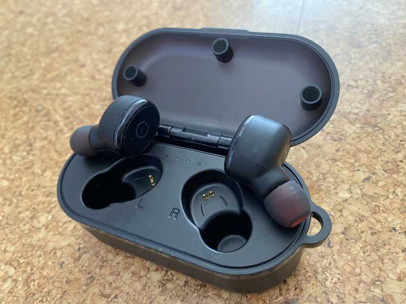 TOZO T10 TWS Earbudsワイヤレスイヤホンの本体