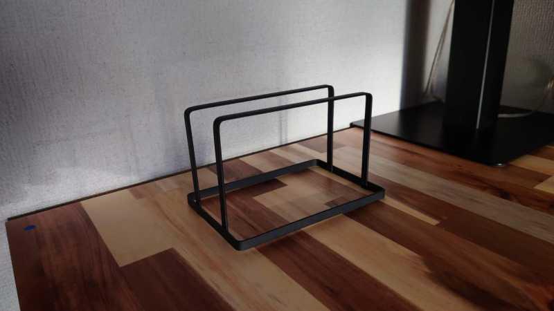 セリア kitchen chopping board stand