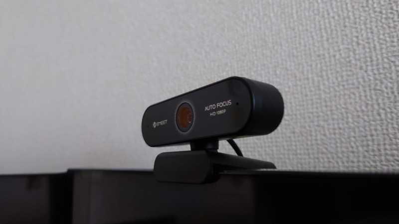 WEBカメラ:eMeet NOVA