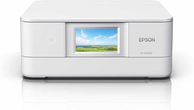 エプソン  カラリオ EP-883Aプリンターのスペック