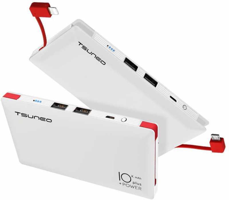 TSUNEO 1000mah PB-01モバイルバッテリーのスペック
