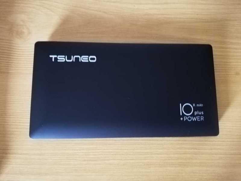 TSUNEO 1000mah PB-01モバイルバッテリーの本体