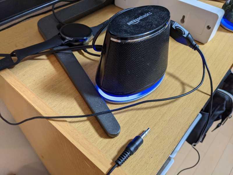 Amazonベーシック ダイナミックサウンドスピーカーのデザイン