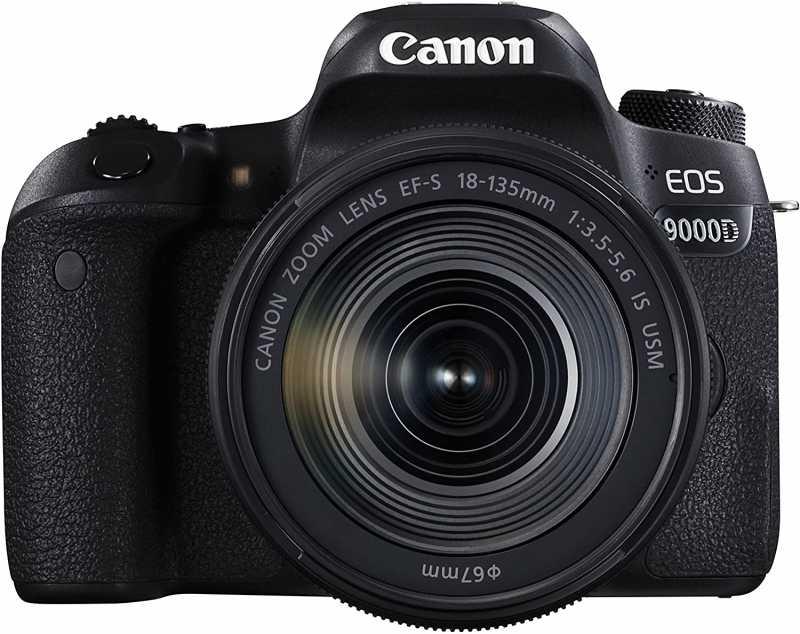 CANON EOS 9000Dデジタルカメラのスペック