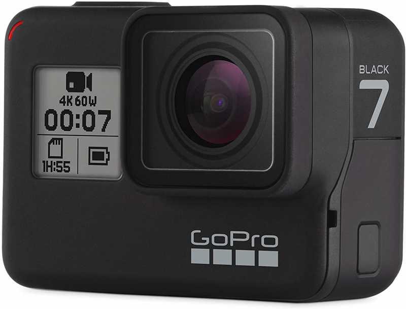 GoPro HERO7 Blackアクションカメラのスペック