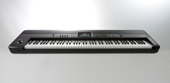 KORG KROME MUSIC WORK STATION 88鍵 キーボード