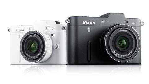 Nikon 1 V1デジタルカメラのスペック