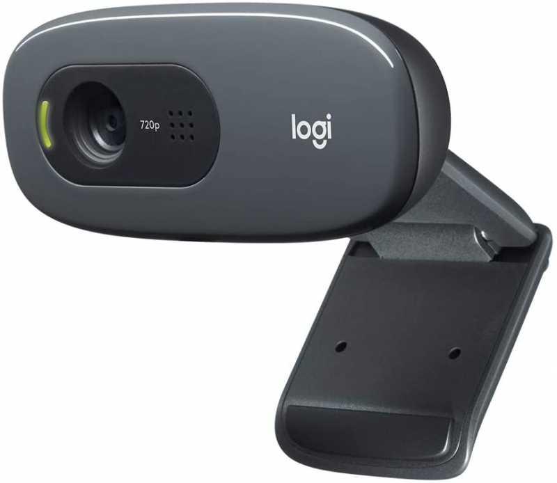 WEBカメラ:Logicool HDウェブカム C270n