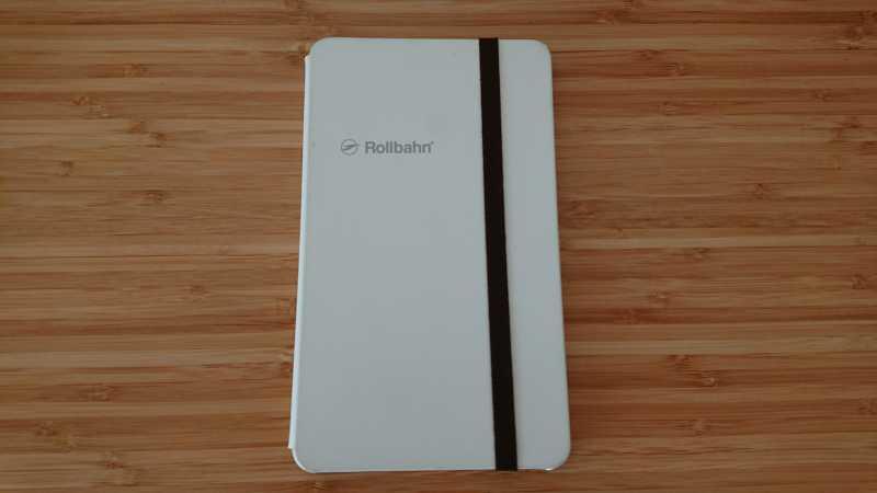 Qua tab QZ8タブレットのケース付き