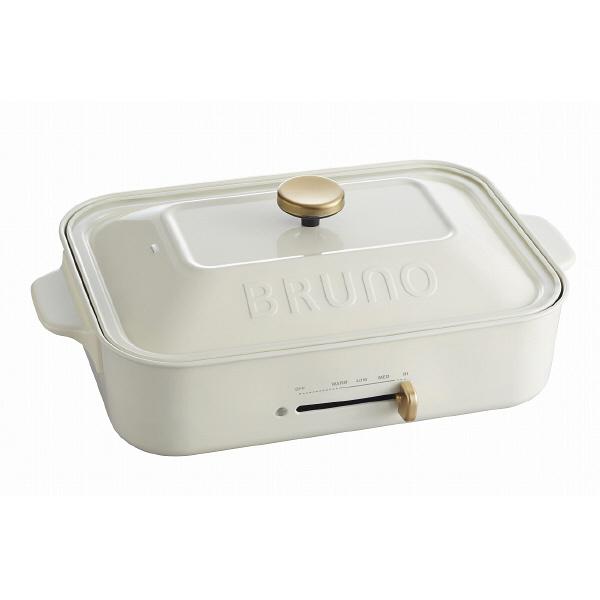 イデアインターナショナル BRUNO BOE021ホットプレートのスペック