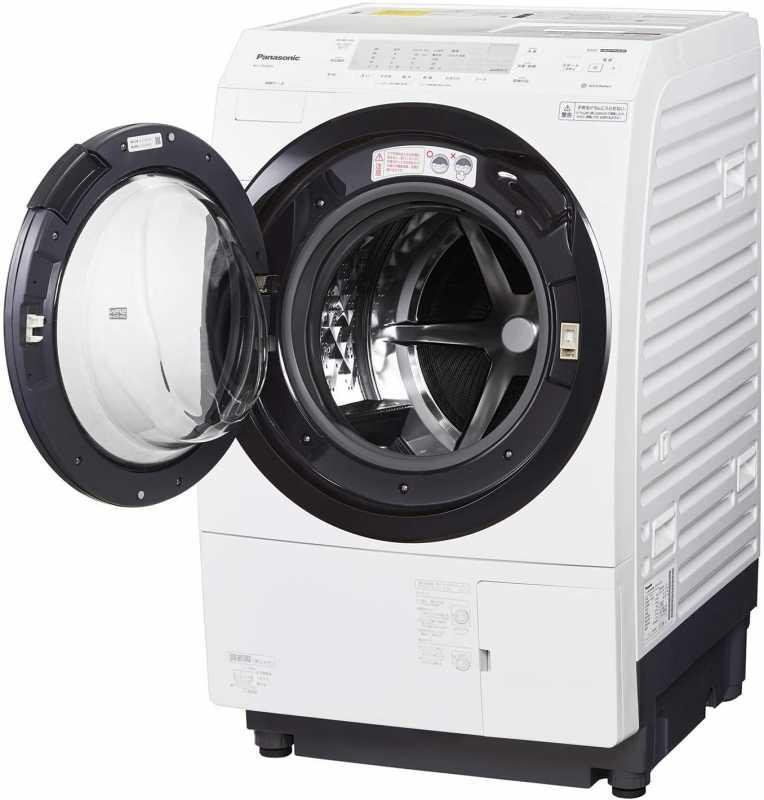 Panasonic NA-VX300ALドラム式洗濯乾燥機のスペック