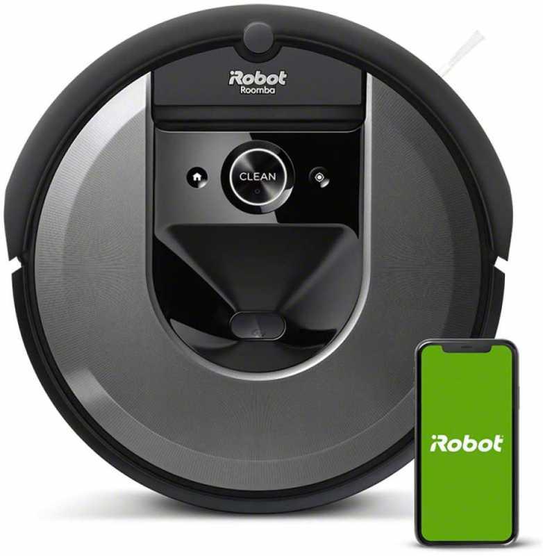 iRobot ルンバ i7 5060ロボット掃除機のスペック