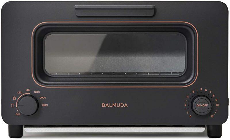 バルミューダ The Toaster K05Aオーブントースターのスペック
