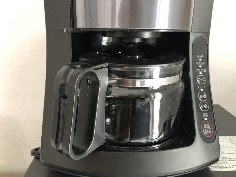 パナソニック NC-A57コーヒーメーカーのカップ
