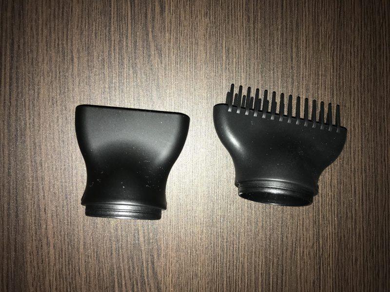 モッズ・ヘア イオンラピッドプラス MHD-1253-Kヘアードライヤーのヘアブラシ
