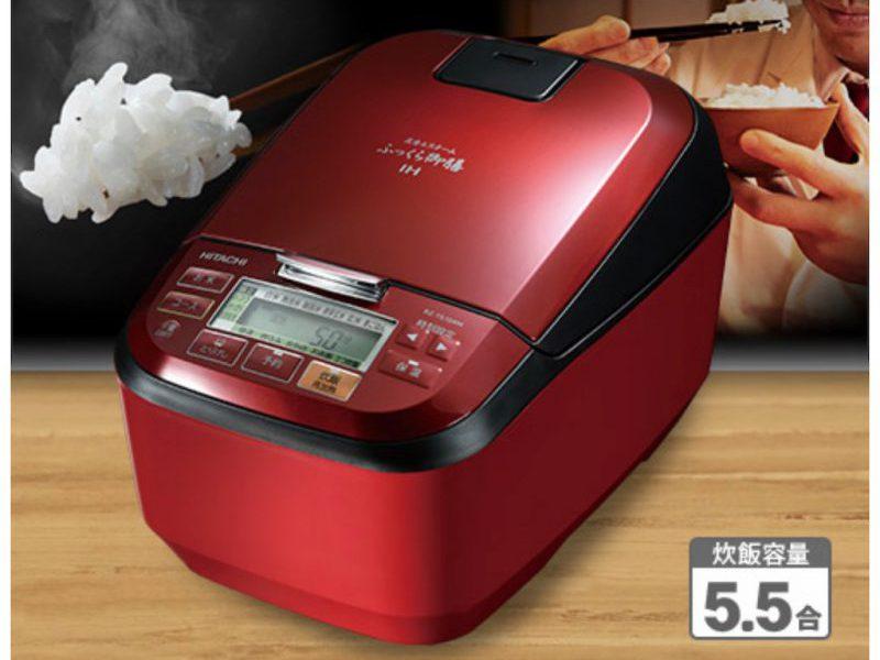 日立 ふっくら御膳 RZ-TS104M炊飯器のスペック
