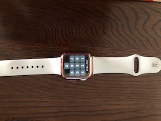 Apple Watch Series 6スマートウォッチのベルト