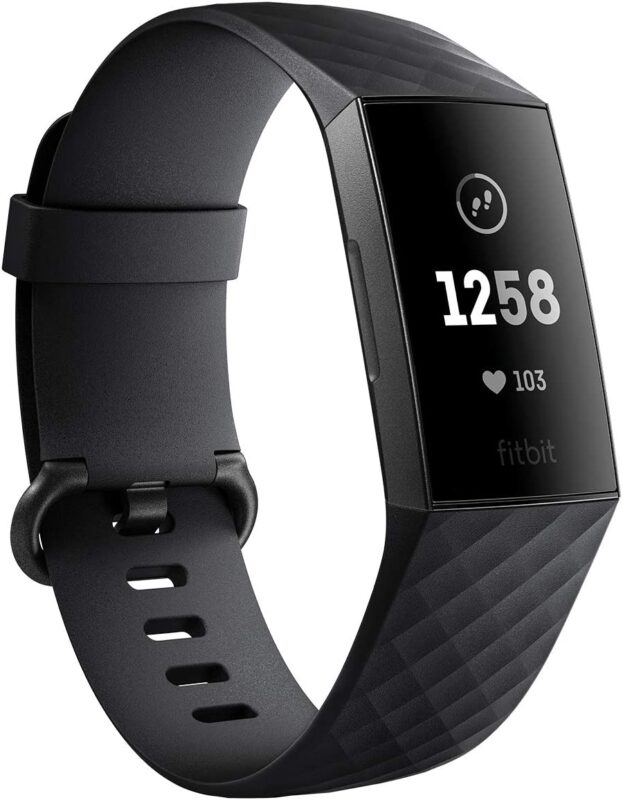 Fitbit Charge3スマートウォッチのスペック