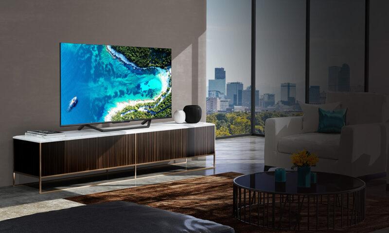 Hisense 50U7F液晶テレビのスペック