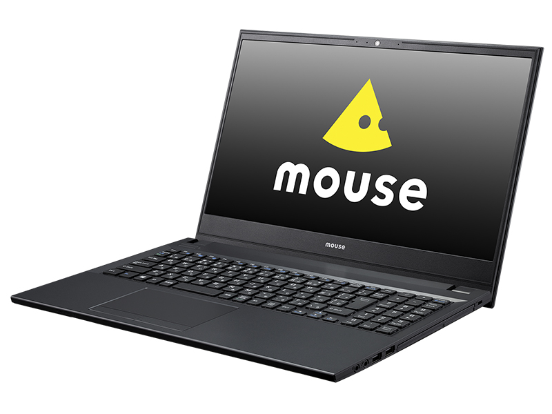 mouse B5ノートパソコンのスペック