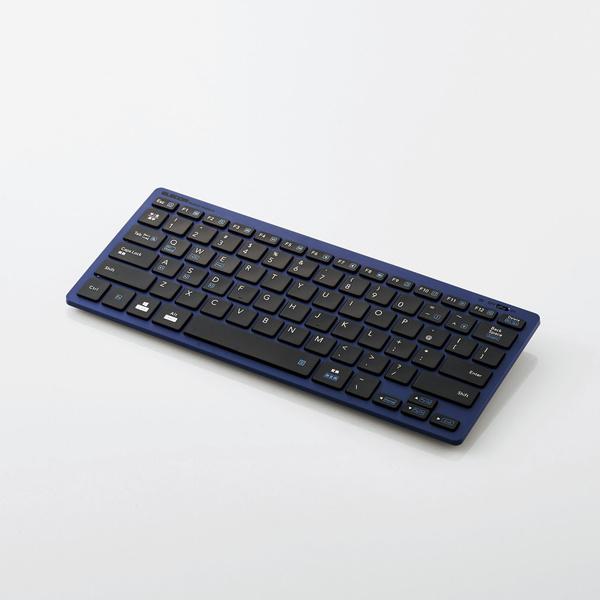 エレコム TK-FBP102 Bluetoothミニキーボードのスペック