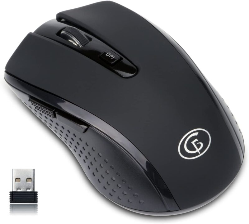 GOFREETECHワイヤレスマウスのスペック