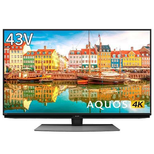 SHARP AQUOS  4T-C43CL1[43V型]液晶テレビのスペック