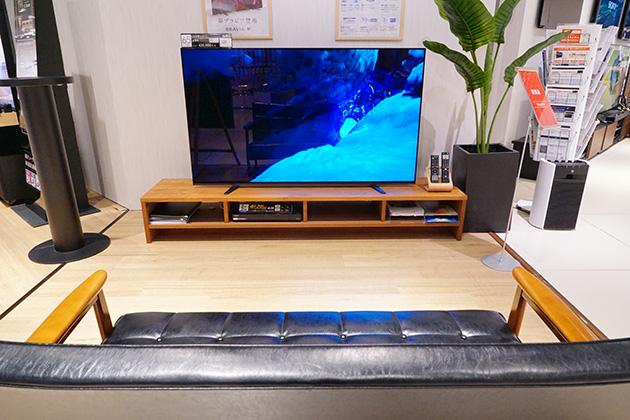 SONY BRAVIA KJ-49X9500H [49インチ]液晶テレビのサイズ