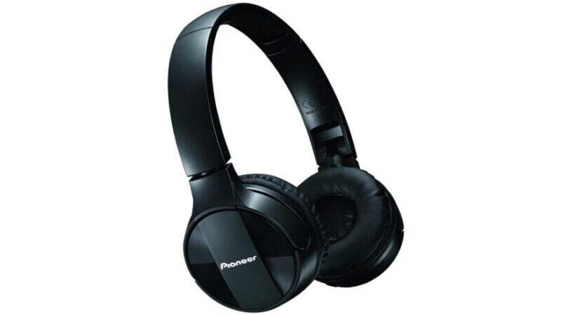 Pioneer SE MJ553BT Bluetoothヘッドホンのスペック