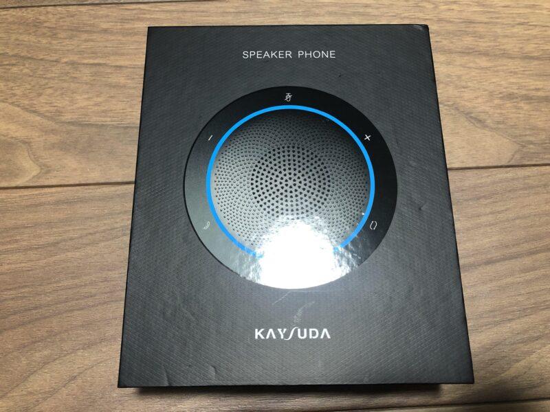 Kaysuda SP200スピーカーのパッケージ