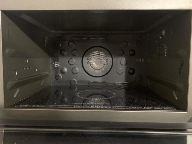 過熱水蒸気オーブンレンジ RE-F31A電子レンジの内部