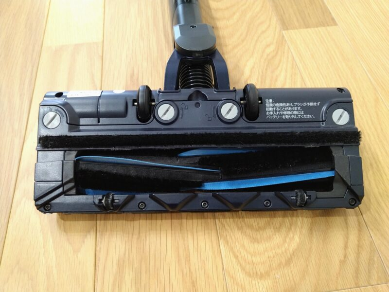 Shark EVOPOWER SYSTEM CS401Jコードレススティッククリーナーのモーターヘッド