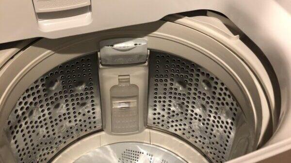 日立 ビートウオッシュ BW-V80F全自動洗濯機の使用感